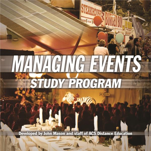 Managing Events- Short Course