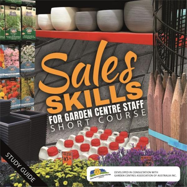 Sales Skills for Garden Centre Staff- Short Course